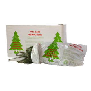 Christmas tree transport bag